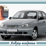 Автоинструктор Анна