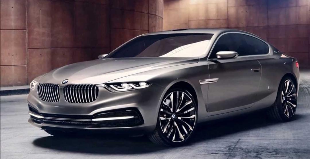 Рассекречен  BMW 7-й серии