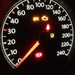 Как по индикаторам панели приборов выяснить характер неисправности машины