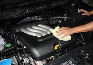 Как правильно помыть двигатель своими руками