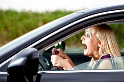 Как преодолеть страх при движении в плотном потоке машин