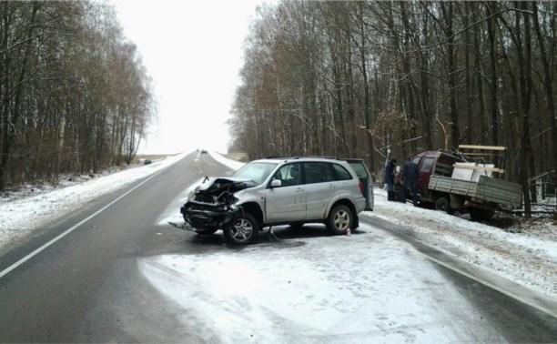 Самая популярная причина ДТП в России