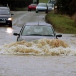 Cоветы водителю: как ехать по затопленной дороге