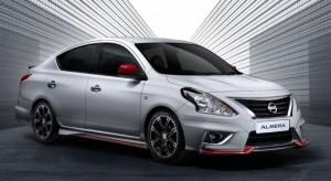 Краткое описание автомобиля Nissan Almera