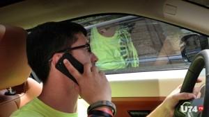 За разговор по телефону водитель может заплатить 10 тысяч рублей