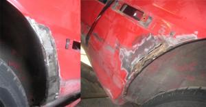 Как самостоятельно отремонтировать кузов автомобиля