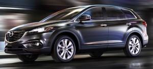 В сети появились фото новой Mazda CX-9