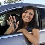 Вождение автомобиля: не женское это дело?