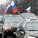 В Госдуме автопробег приравняли к демонстрации