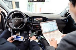 Hyundai работает над производством «умного» автомобиля