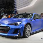 Японцы обновили купейник Subaru BRZ, но до РФ он не доберется