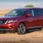Обновленный Nissan Pathfinder: стандартно и довольно скучно
