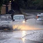 Правила вождения во время дождя