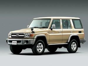 «Пятизвездочный» Toyota Land Cruiser: с безопасностью все хорошо по австралийским меркам