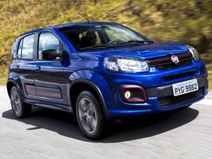 Рестайлинговый Fiat Uno будут выпускать с новыми двигателями
