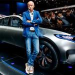Миллиардные вливания в электрокары Daimler