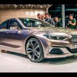 Стартовало новое поколение – седан BMW
