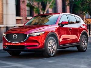 Кроссовер Mazda CX-5: вторая генерация или глубокая модернизация?
