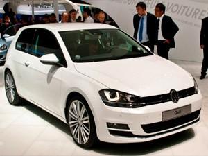 «Семерка» Volkswagen Golf: оцифрованный вариант