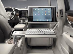 Самую роскошную модификацию Volvo S90 Excellence покажут в Китае