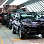 Внедорожников Toyota Fortuner с казахской «пропиской» больше не будет