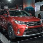 2017-й: пятерка автомобилей класса SUV для России