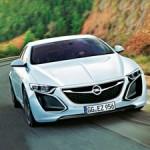 Новый Opel Insignia – красота по-европейски