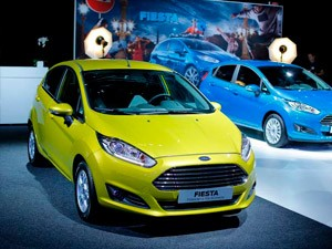 Новый Ford Fiesta открыл свою сущность