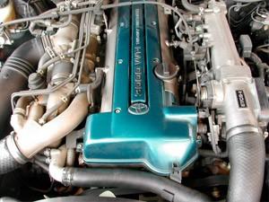Двигатели-миллионники Toyota