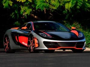 Макларен 720S открывает новое семейство суперкаров