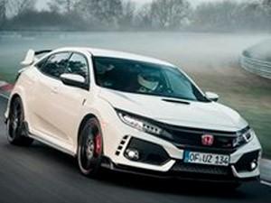 Honda Civic Type R: есть новый рекорд на Северной Петле Нюрбургринга!