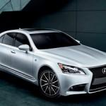 Lexus LS F Sport: помпезный дебют на Нью-Йоркском автосалоне