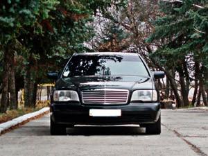 История и триумф Mercedes-Benz S-klasse W140