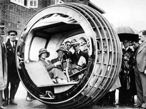 Одноколесные машины-монокаты: история и наиболее знаковые проекты