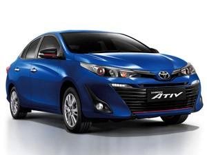 Выпущен Toyota Yaris Ativ – народный автомобиль в кузове седан для Азии