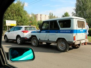 Как правильно действовать при участии в аварии «гражданина со связями»