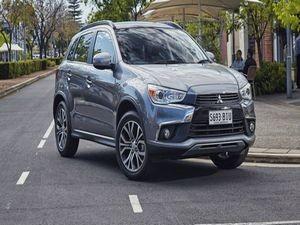 Mitsubishi ASX: в России объявлен старт продаж