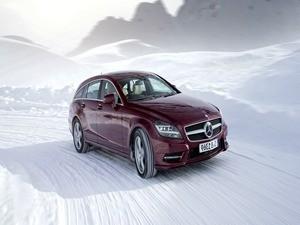 Особенности управления автомобилем на зимней дороге