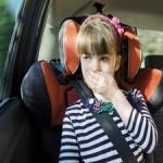 Как вызволить ребенка, запершегося в машине?