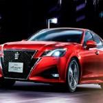 Модернизированная Тойота Краун – предсерийная версия готова