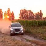 Вождение по бездорожью и грунтовым дорогам