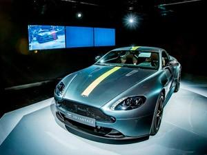 Aston Martin Vantage: главное достояние – турбодвигатель AMG