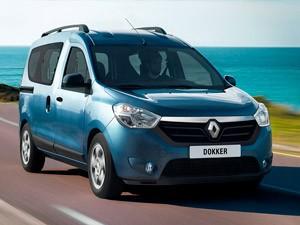 Renault Dokker: фургоны и универсалы для российских клиентов