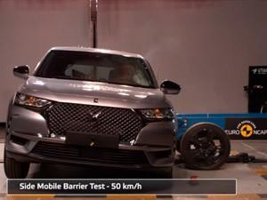 Краш-тесты Euro NCAP подтвердили «пятизвездочность» восьми машин